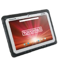 Panasonic Toughpad FZ-A2 Fully Rugged 10″ Android with GPS Android™ 6.0 - New